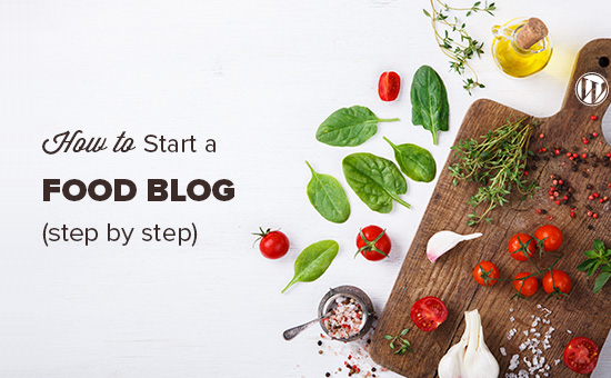 Starting a food blog and making money from your recipes