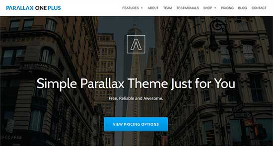 Parallax One Plus