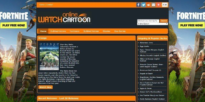 Watchcartoononline - Best Watchcartoonsonline Alternatives & Similar Websites 2018