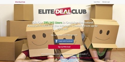elite deal club
