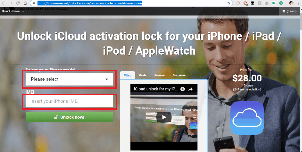 Icloud Locked? Here Is How to bypass iCloud Activation Lock on