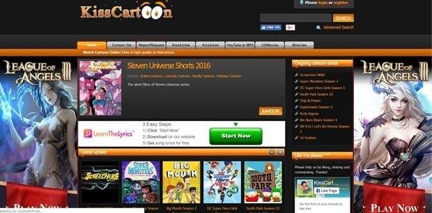 Kimcartoon – Best Kim Cartoon Alternatives & Similar Sites