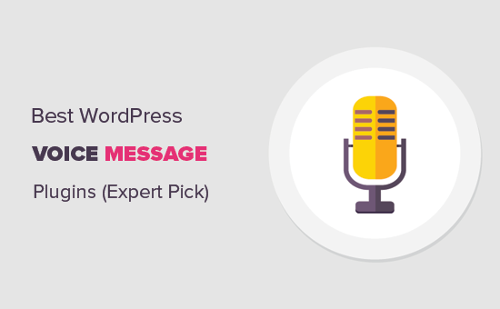 Best voice message plugins for WordPress