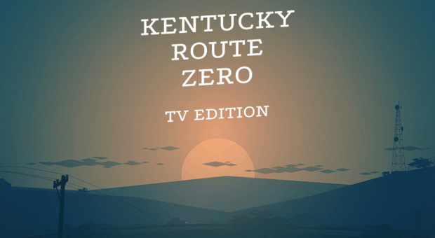 kentucky route zero - tv edition