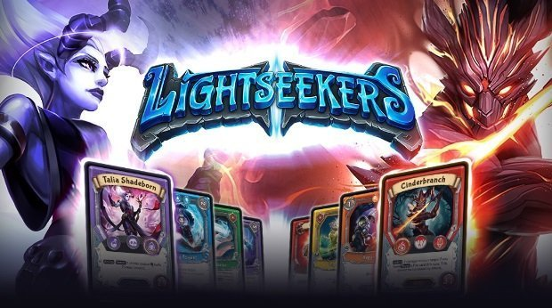 lightseekers for nintendo