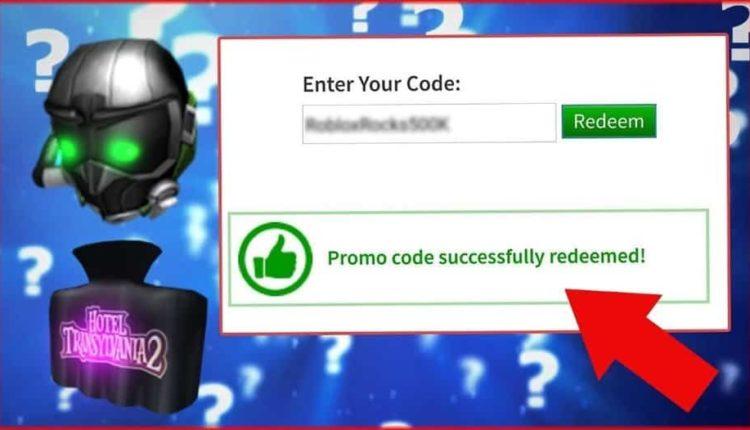 roblox promo codes 2018 april