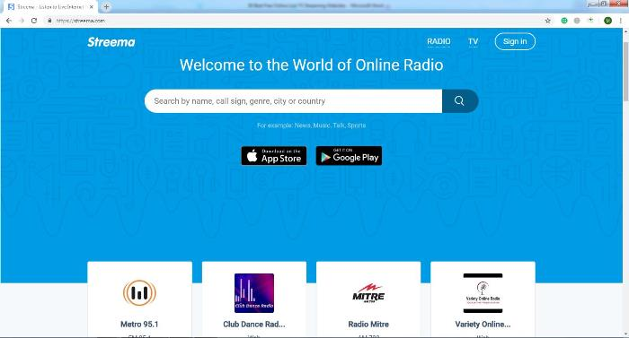 28 Best Free Live TV Streaming Websites To Watch Tv Online