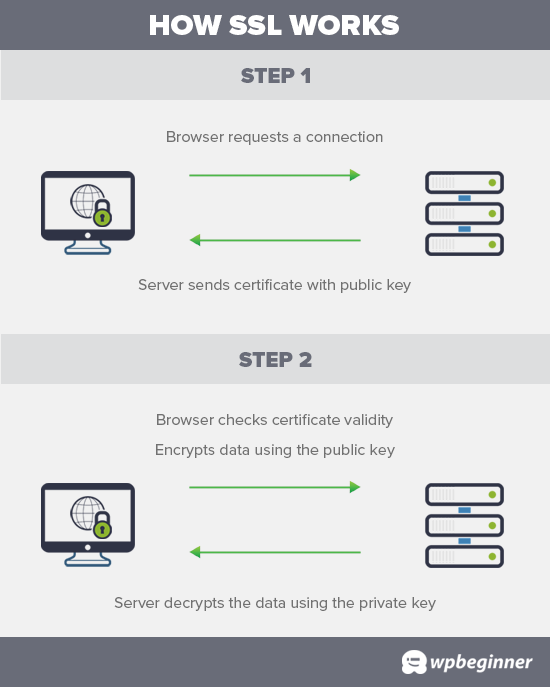 How SSL works