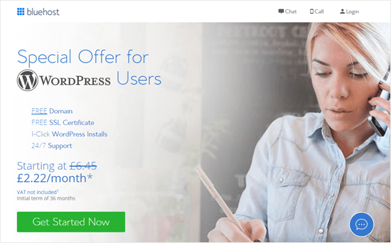 Bluehost's offer for Latest Blog readers