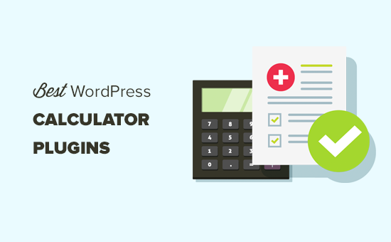 Finding the best WordPress calculator plugins