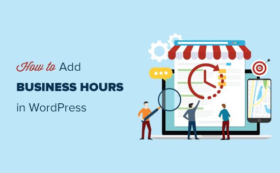 Adding business hours to your WordPress website